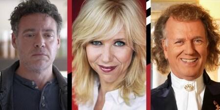 Theaternieuws week 24: André Rieu, Claudia de Breij en nieuwe theateragenda's