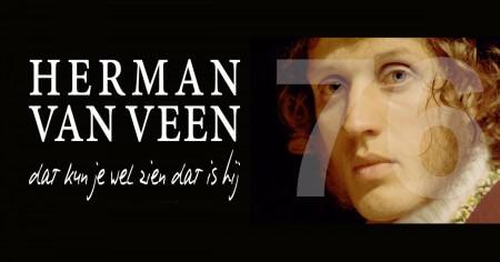 Herman van Veen brengt nieuw boek en album uit