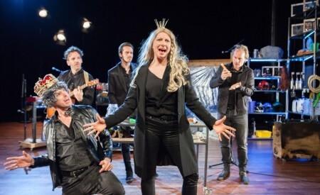 Theater aan huis: Joris & de drakentemmers (8+)