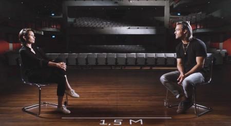 Jan Kooijman komt met YouTube-serie over dans in coronatijd