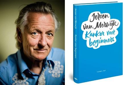 Jeroen van Merwijk brengt boek over kanker uit