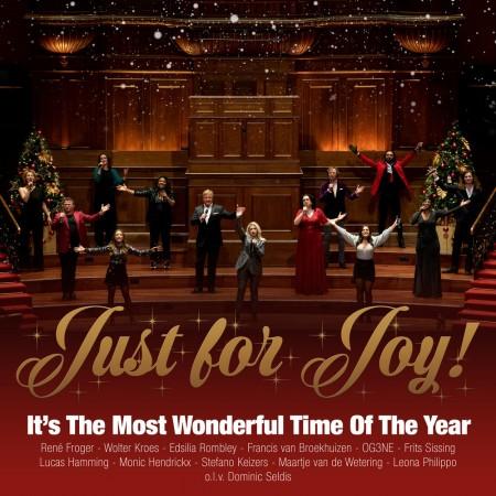 Dit kerstlied van BN'ers steekt ons allemaal een hart onder de riem!