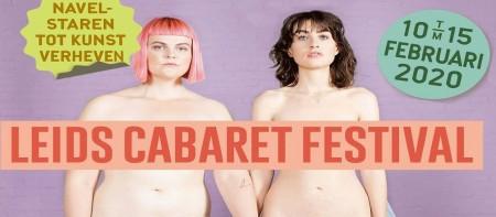 Finalisten Leids Cabaret Festival bekend