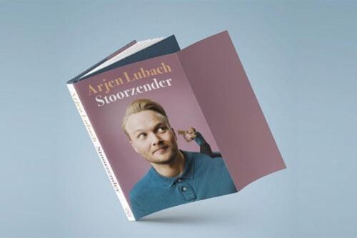Arjen Lubach komt met nieuw boek