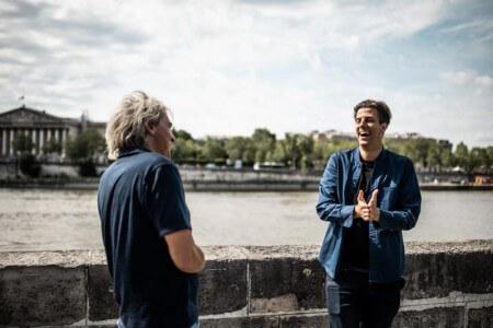 Chansons vol liefde met Matthijs van Nieuwkerk en Rob Kemps