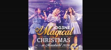 OG3NE is helemaal klaar voor de kerstconcerten in Maastricht dit jaar!