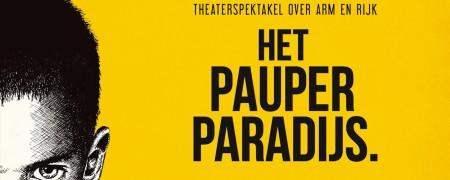 Theatervoorstellingen Het Pauperparadijs verzet naar 2022