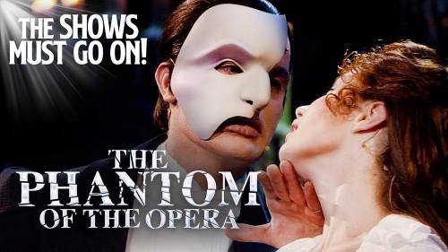 Kijk The Phantom of the Opera dit weekend gratis