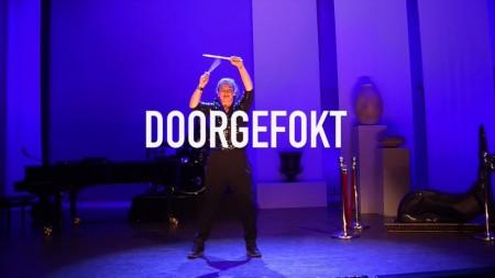 Theater aan Huis: Sara Kroos - Doorgefokt