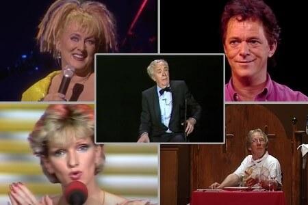5 keer terug in de tijd met deze cabaretshows