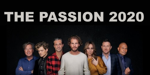 The Passion 2020 in aangepaste versie tóch op televisie