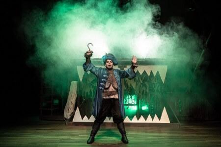 Peter Pan van Theater Terra: eerste musical terug in het theater