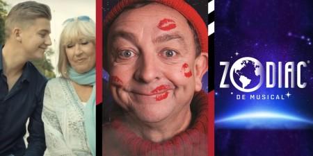 Theaternieuws week 40: Zodiac per direct gestopt en nieuwe show Jon van Eerd
