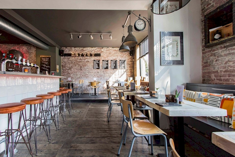 Restaurant Harvey Kitchen Bar